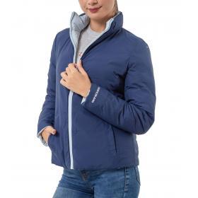 Giubbotto Piumino Calvin Klein Jeans imbottito reversibile da donna rif. J20J211823