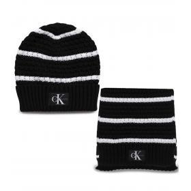 Set Calvin Klein Jeans sciarpa e cappello unisex rif. K60K605997