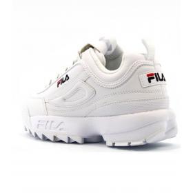 Scarpe Sneakers FILA DISRUPTOR LOW WMN da donna rif. 1010302.1FG