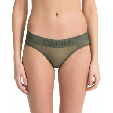 Slip classico Calvin Klein Underwear Tonal Logo da donna rif. 000QQF4975E
