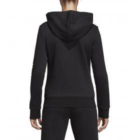 Felpa Adidas Essentials Linear con cappuccio da donna rif. DP2417