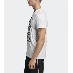 T-shirt Adidas Celebrate the 90s girocollo con stampa da uomo rif. EI5619