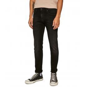 Jeans Pepe Jeans Stanley taglio affusolato cinque tasche da uomo rif. PM201705WE92
