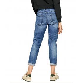 Jeans Pepe Jeans Violet Mom Carrot Fit High Waist 5 tasche da donna rif. PL201742WF5L