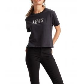 T-shirt Levi's Graphic Varsity Tee con stampa da donna rif. 69973