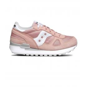 Scarpe Sneakers Saucony Shadow Original Pink/white bambina rif. SK161570