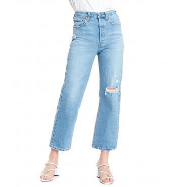 Jeans Levi's Ribcage straight tango fade da donna rif. 72693-0035