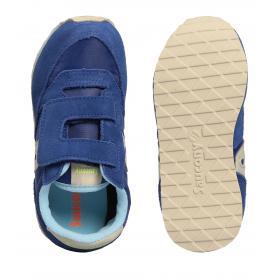 Scarpe Sneakers Saucony Baby Jazz HL Blue da bimbo rif. SL262507