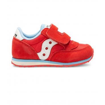 Scarpe Sneakers Saucony Baby Jazz HL Red da bimbo rif. SL262948