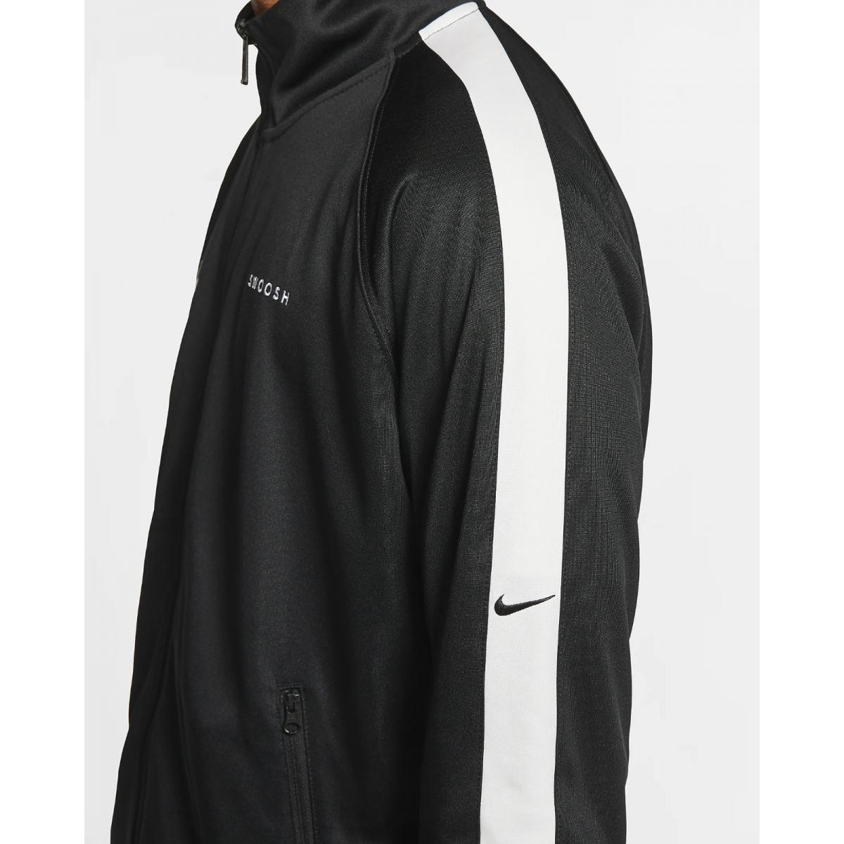 Giacca sportiva Nike Sportswear Swoosh con logo da uomo rif. CJ4884