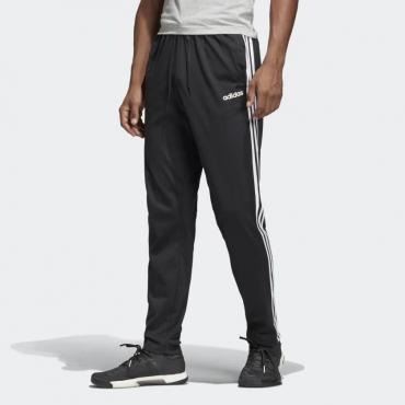 Pantaloni sportivi Adidas Essentials 3-Stripes Tapered Open Hem da uomo rif. DU0456