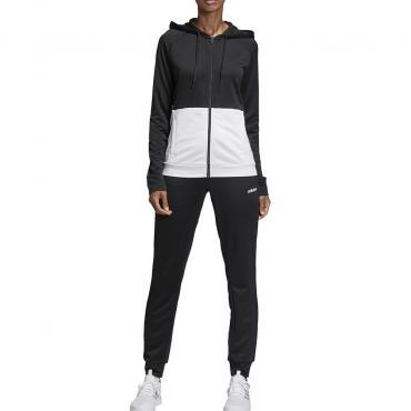 Tuta sportiva Adidas Linear French Terry da donna rif. DV2425