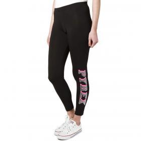 Leggings Pyrex con logo laterale con glitter da donna rif. 20EPC41021