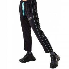 Pantaloni Pyrex in raso sportivi con stampa da donna rif. 20EPC41046