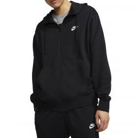 Felpa Nike Sportswear Club con cappuccio e zip da uomo rif. BV2648