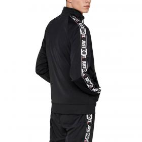 Felpa Nike JDI Tape Track Jacket con zip e bande laterali da uomo rif. CJ4782