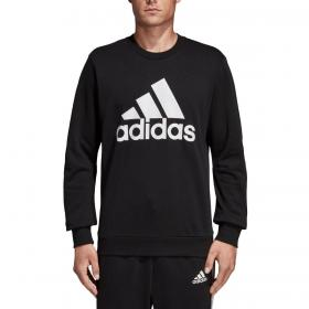 Felpa Adidas Must Haves Badge of Sport con stampa da uomo rif. DT9941