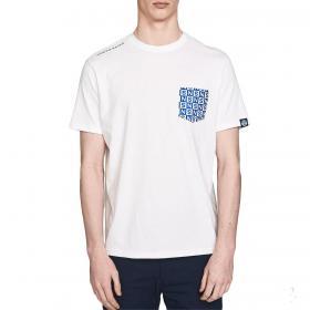 T-shirt North Sails con taschino logato sul petto da uomo rif. 692564 000