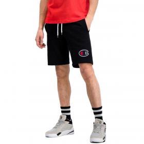 Bermuda pantaloncino Champion in cotone con logo C da uomo rif. 214192