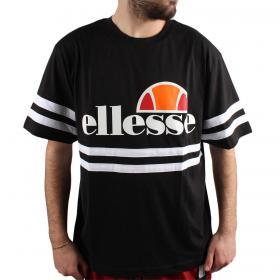 T-shirt Ellesse girocollo con maxi logo e strisce da uomo rif. EHM273S20