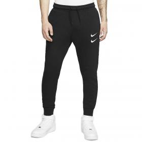 Pantaloni Nike Sportswear in tuta con doppio swoosh da uomo rif. CJ4880