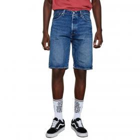 Bermuda shorts Levi's Hemmed corto in denim da uomo rif. 36512-0086
