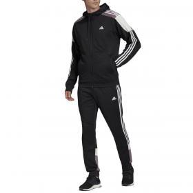 Tuta Adidas MTS con giacca e pantaloni sportivi tecnologia aereoready da uomo rif. FL3631