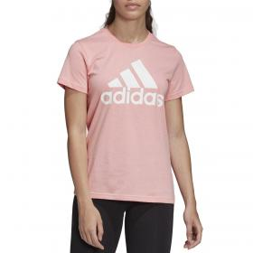 T-shirt Adidas Must Haves badge of sport con stampa da donna rif. FQ3239