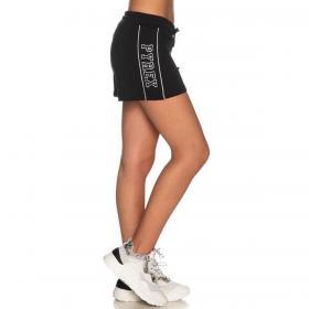 Shorts Pyrex corto con stampa laterale con strass da donna rif. 20EPC41054