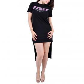 Vestito Abito Pyrex con stampa corto avanti e lungo sul retro da donna rif. 20EPC41019