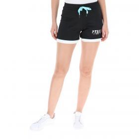 Pantaloncino Shorts Pyrex in raso con stampa sul fondo da donna rif. 20EPC41048
