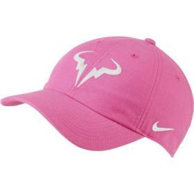 Cappello Nike Court Aerobill Rafael Nadal con visiera unisex rif. 850666