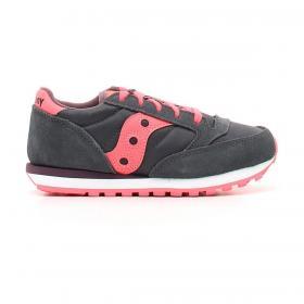 Scarpe Sneakers Saucony Jazz O DrkGry/Coral da bambina rif. SK163333