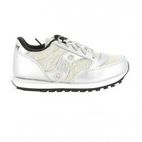 Scarpe Sneakers Saucony Jazz O Silver Kids da bambina rif. SK163334