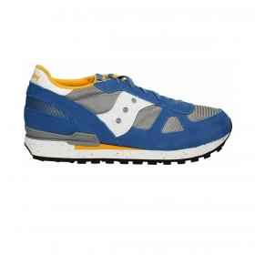 Scarpe Sneakers Saucony Shadow Original Blue/Grey da bambino rif. SK263866