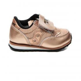 Scarpe Sneakers Saucony Baby Jazz HL Rose da bambina rif. SL163382