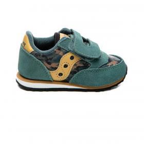 Scarpe Sneakers Saucony Baby Jazz HL Camouflage da bambino rif. SL263375