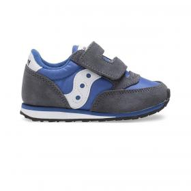 Scarpe Sneakers Saucony Baby Jazz HL Grey/Blue da bambino rif. SL263376
