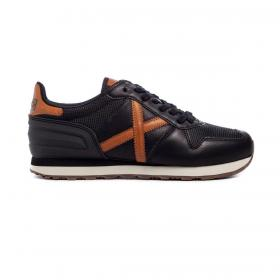 Scarpe Sneakers Munich Massana 384 in pelle da uomo rif. 8620384