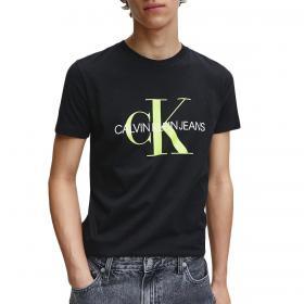 T-shirt Calvin Klein Jeans in cotone biologico da uomo rif. J30J314551
