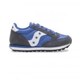 Scarpe Sneakers Saucony Jazz Original Grey/Blue da bambino rif. SK263325