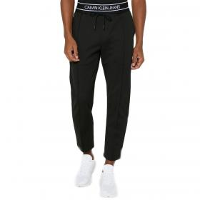 Pantaloni Calvin Klein Jeans logo tape da uomo rif. J30J315657
