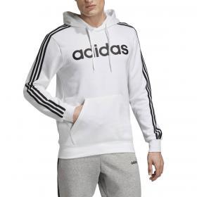 Felpa Adidas Essential 3-stripes con cappuccio da uomo rif. FI0806