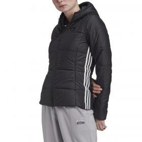 Giubbotto giacca Adidas Original Slim con mini trifoglio da donna rif. GD2507