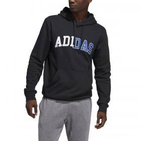 Felpa Adidas Collegiate Clash Graphic con cappuccio da uomo rif. GE5510