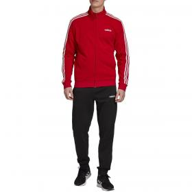 Tuta Adidas MTS Co Relax sportiva con giacca e pantaloni da uomo rif. GL7458