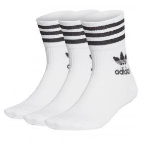 Confezione Calzini calze Adidas Mid Cut (3 paia) unisex rif. GD3575