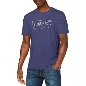 T-shirt Levi's Housemark Graphic Tee con logo outline da uomo rif. 22489-0310