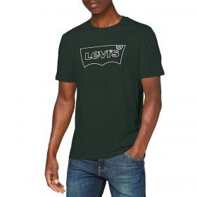 T-shirt Levi's Housemark Graphic Tee con logo outline da uomo rif. 22489-0311