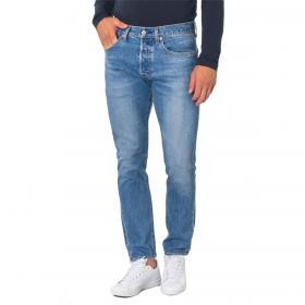 Jeans Levi's 501 Slim Taper Basil Beach 5 tasche da uomo rif. 28894-0237